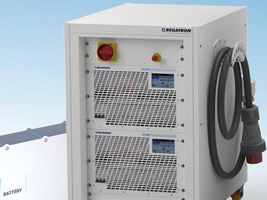 Regatron Programmable Power Supplies