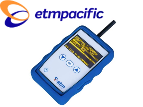 Cellular Signal Strength Analyzer - ETM Pacific