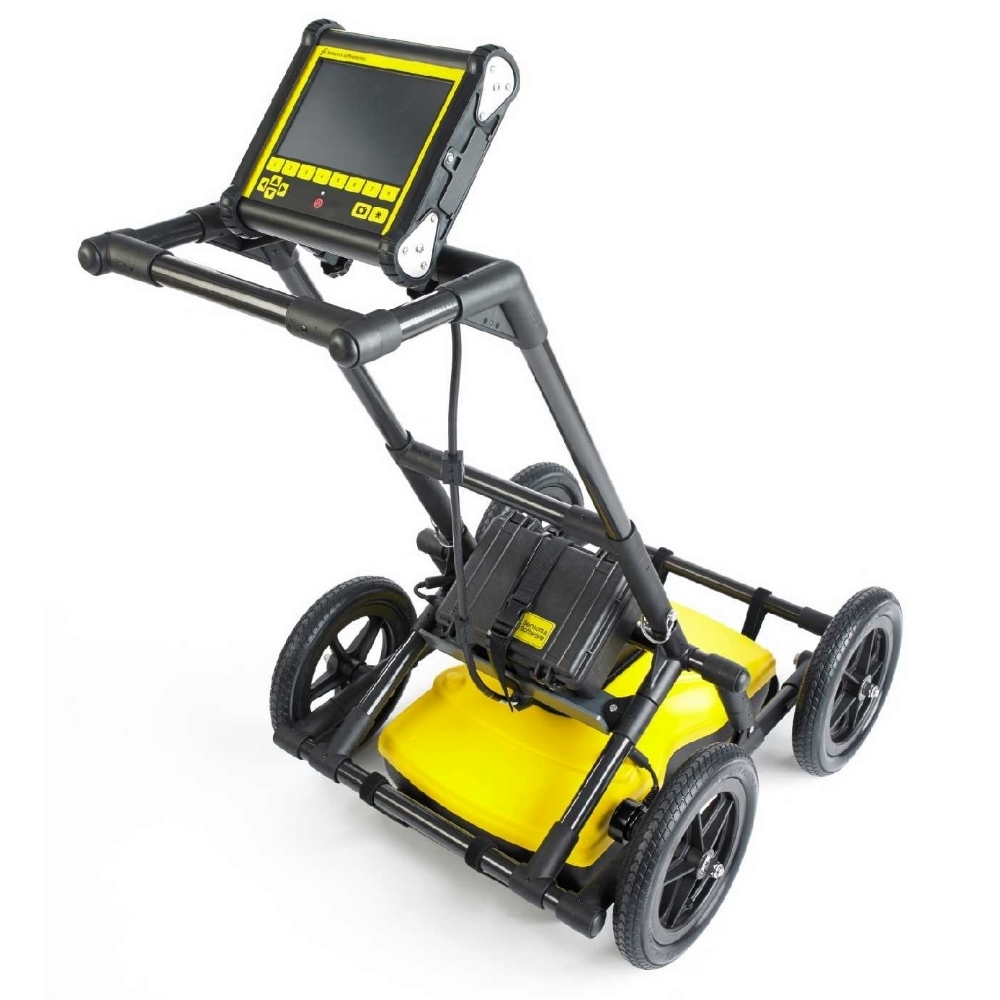 Sensors and Software LMX100 Locate & Mark GPR Unit.