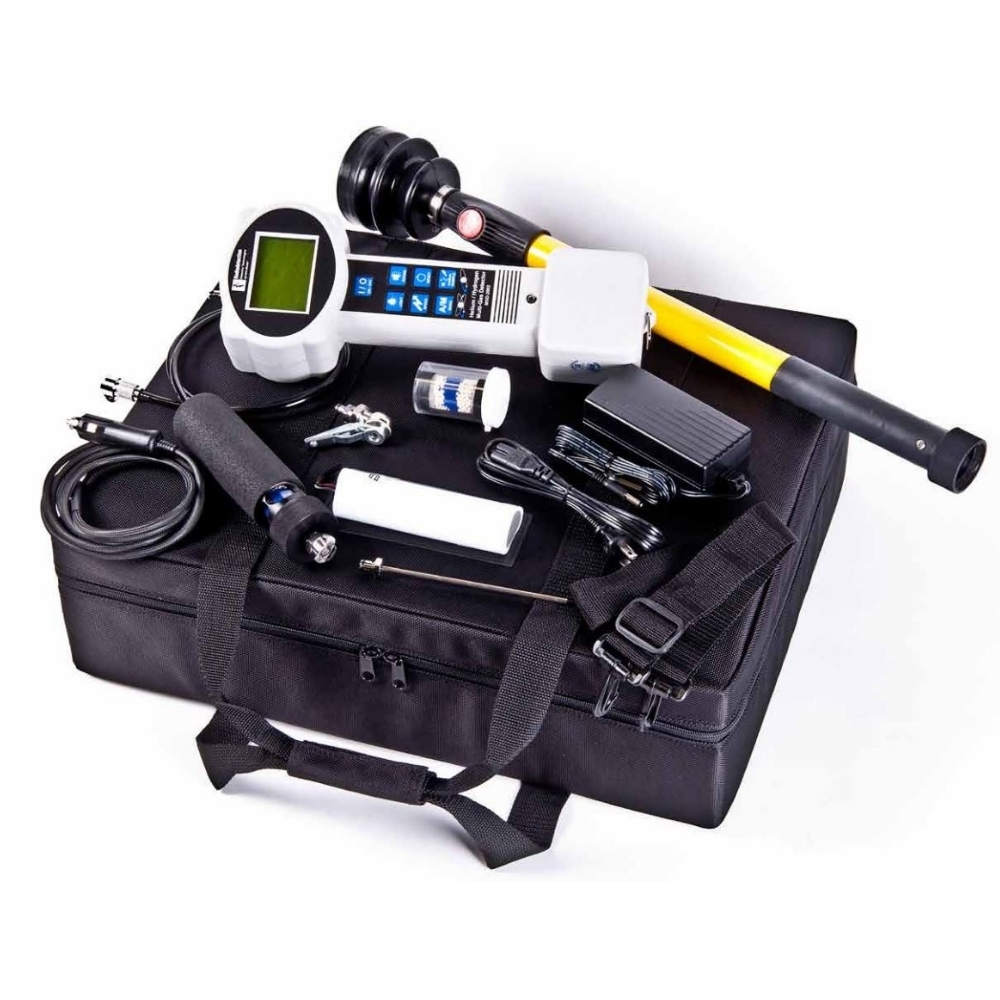 Radiodetection MGD-2002 Gas Leak Detecting Kit.