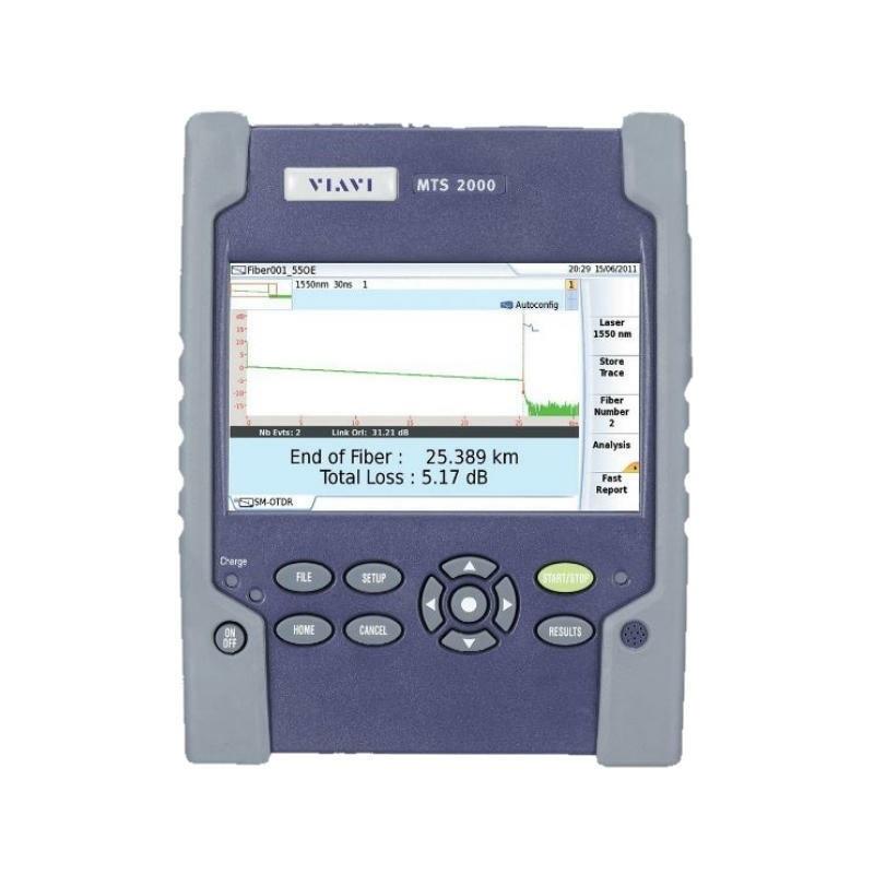 VIAVI MTS-2000 v2 1310/1625nm Best Value NBN OTDR Package