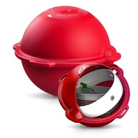 Radiodetection Omni Marker II Marker Balls, Red, Electrical Power, 169.8kHz,