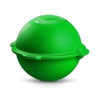 Radiodetection Omni Marker II Marker Balls, Green, Sanitary, 121.6kHz,