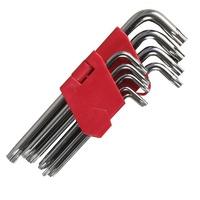 9 Piece Torks Key Set