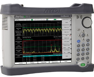 Anritsu S331E - Site Master Handheld Cable and Antenna Analyzer; 2 MHz to 4 GHz