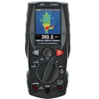CEM DT-898A True RMS Digital Multimeter with Infrared Thermal Imager