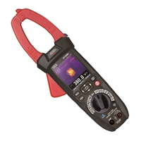 CEM DT-9581 AC/DC True RMS 3000A Clamp Meter with Infrared Thermal Imager