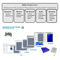 Sensors and Software EKKO Project Software options for the LMX200 GPR