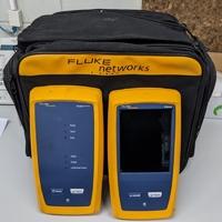 EX-DEMO Fluke DSX-5000 Cable Analyzer Kit - CAT 6 / Class Fa