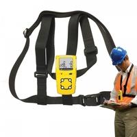 Honeywell GasAlert Chest Harness-Gas Detector Accessories