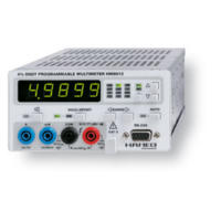 Hameg HM8012 programmable 4.75-Digit Multimeter, with RS-232 Interface