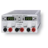 Hameg HM8040-3 Triple Power Supply 2 x 0-20 V/0.5 A and 5 V/1 A