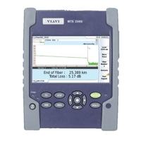 VIAVI MTS2000 EX-Demo FibreComplete (1310/1550/1625nm) OTDR and Fibre-Inspection Kit