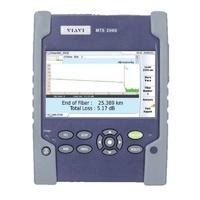 VIAVI MTS-2000 v2 850/1300/1310/1550nm Best Value QUAD OTDR Package