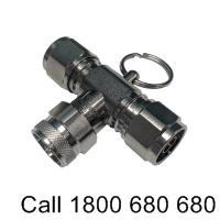 TMG NMOSPL-11 17A RF Open Short Load (N male)