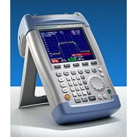 Rohde & Schwarz FSH3 (model .13) Handheld Spectrum Analyser, 100 kHz to 3 GHz with Tracking Generator