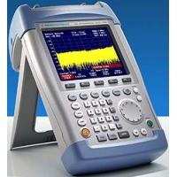 Rohde & Schwarz FSH6 (model .06) Handheld Spectrum Analyser, 100 kHz to 6 GHz
