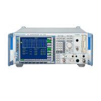 Rohde & Schwarz FSU43 High Performance Spectrum Analyser, 20 Hz to 43 GHz