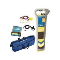 Radiodetection SuperCAT4+ Avoidance Pipe and Cable Locator