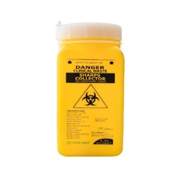 Sharps Container (1.4L)-Sharps Disposal Kit