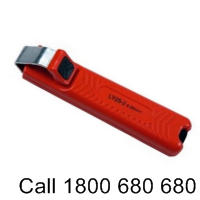 TMG CABLE STRIPPER - CABLE SHEATH SWIVEL TYPE 8-28MM Cable Stripper