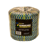 Kinnears Telstra Rope Blue/Yellow-Buy Cable Hauling Rope Online