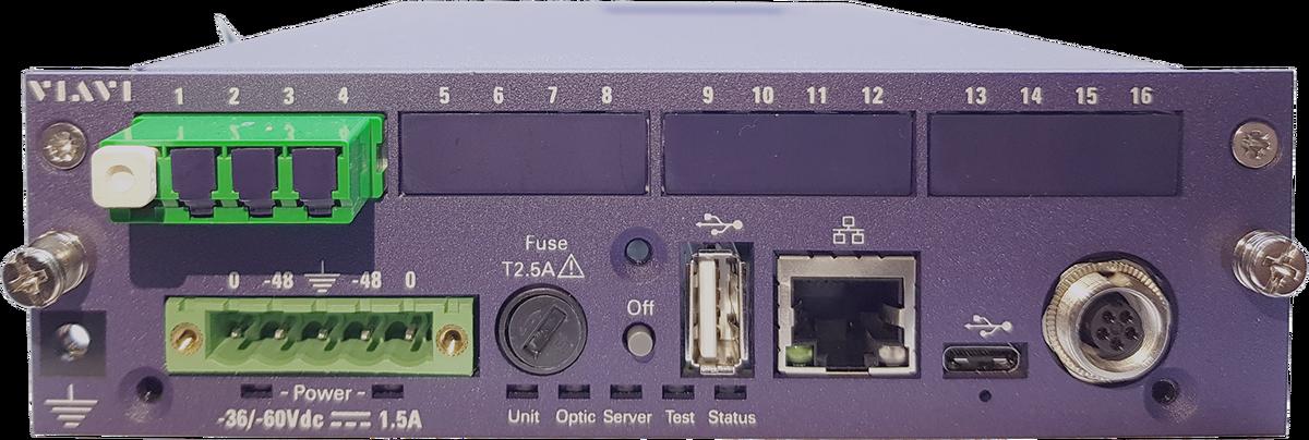VIAVI OTU-5000 OTDR and Optical-Switch Technology