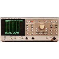 Wiltron 6407 RF Sweep Analyser 10 MHz - 1 GHz, 75 Ohm, 76 dB Dynamic Range