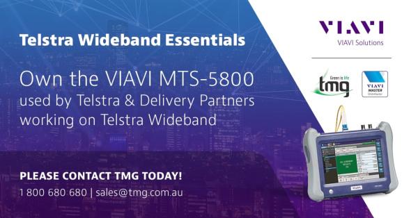Telstra Wideband Testing - How we can help