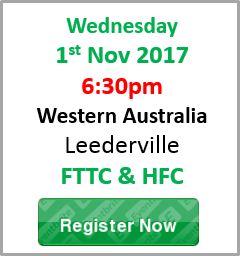 FTTC Information & HFC / ONX620V Technical Training Seminar (WA)