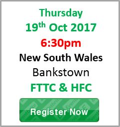 FTTC Information & HFC / ONX620V Technical Training Seminar (Bankstown, NSW)