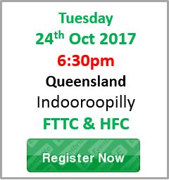 FTTC Information & HFC / ONX620V Technical Training Seminar (Indooroopilly, QLD)