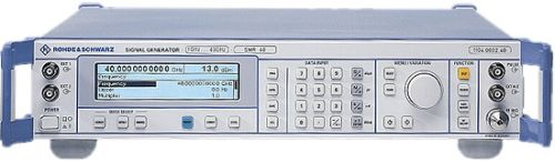 Rent Or Buy A Rohde Amp Schwarz Smr20 Microwave Signal