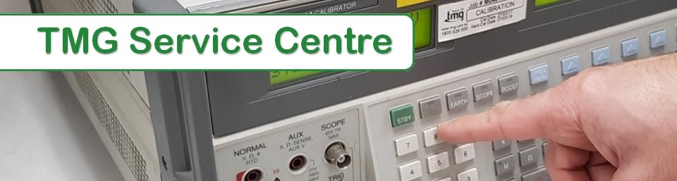 TMG Service Centre - Repair & Calibration