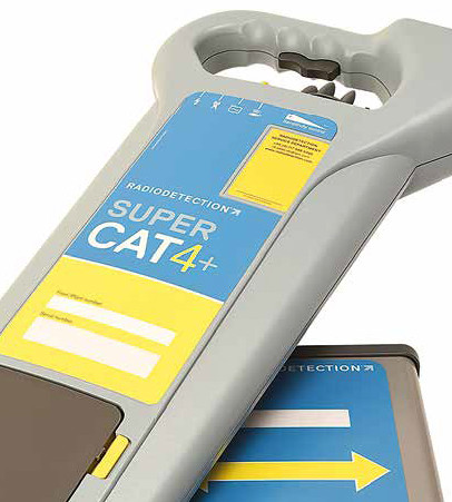Radiodetection SuperCAT4 Cable Avoidance Tool