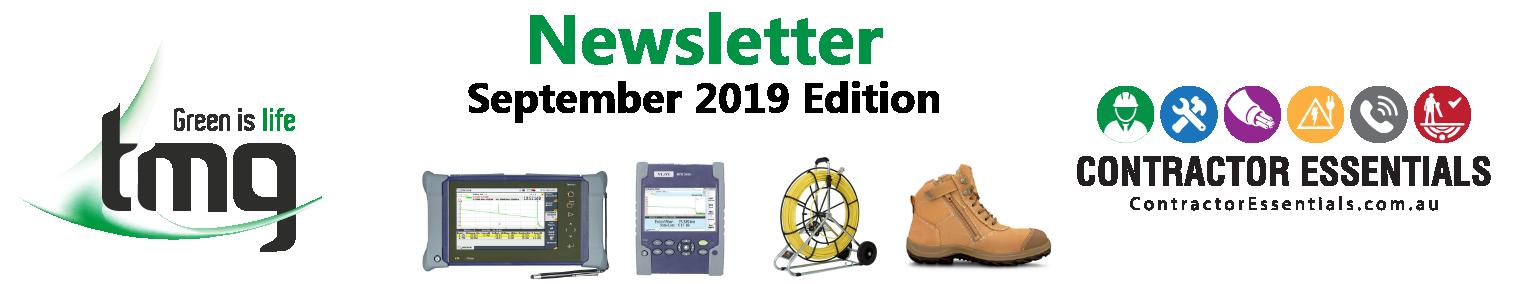 TMG / Contractor Essentials - 2019 EOFY Edition Newsletter