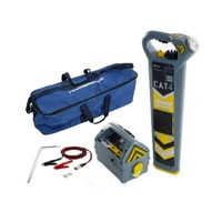 Radiodetection CAT4 and GENNY4 Cable Avoidance Tool Package